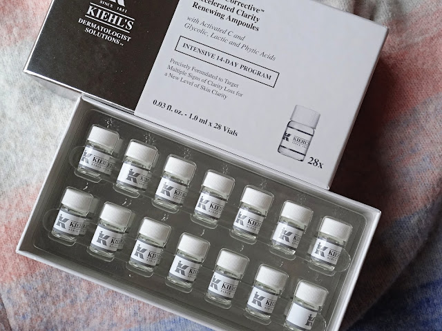 Clearly Corrective Accelerated Clarity Renewing Ampoules  Review, Photos