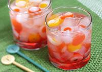 Resep Membuat Es Jelly Campur Buah Manis Segar
