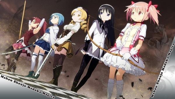 Puella Magi Madoka★Magica (Mahou Shoujo Madoka★Magica)  - Top Anime Created by Studio Shaft