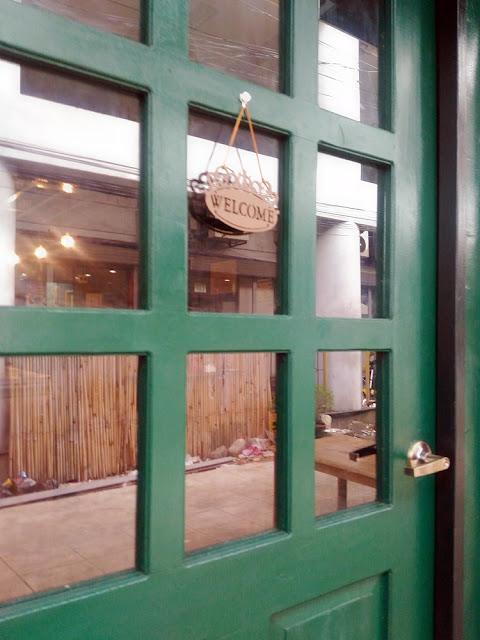 Librew Student Hub Door