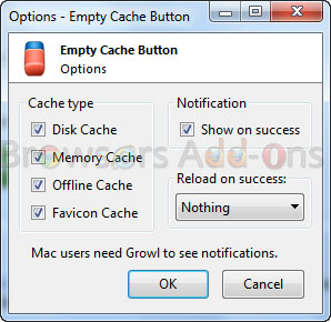 empty_cache_button_options_preferences