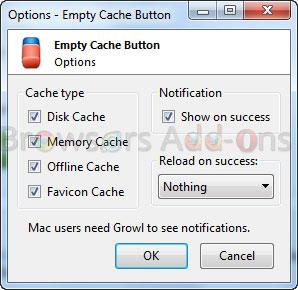 empty_cache_button_options_preferences