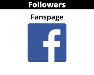 Jual Followers Fanpage Facebook  (FB) Murah Terpercaya (100 Followers)