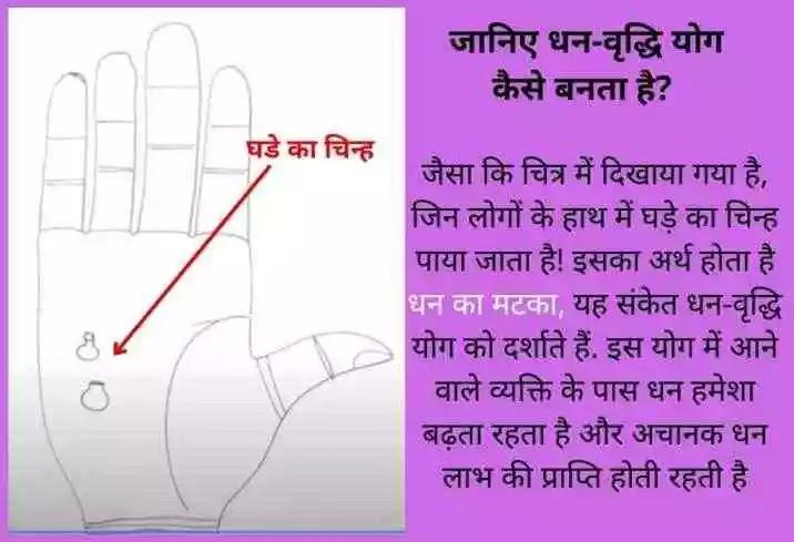 bhagyshali hast rekha gyan hindi information