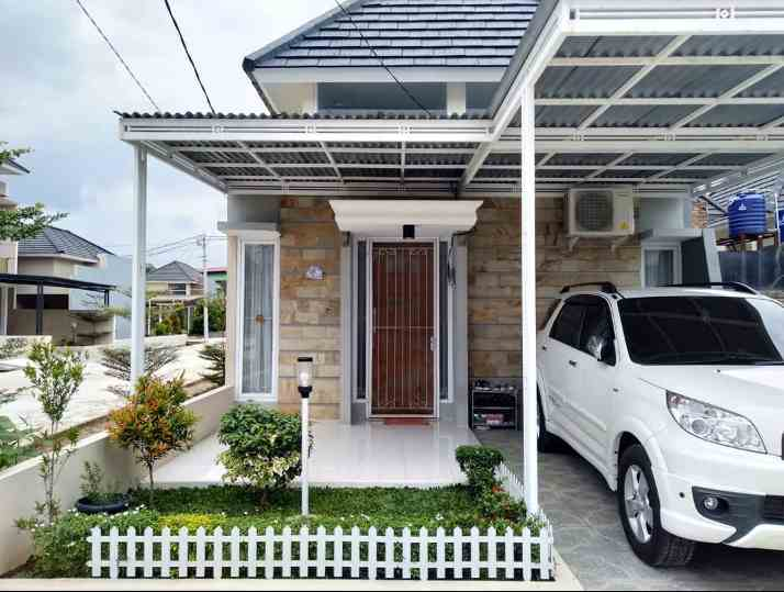 Rumah type 36 tema minimalis