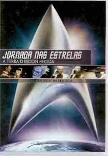 Download Filme Jornada nas Estrelas 6: A Terra Desconhecida – DVDRip AVI Dublado