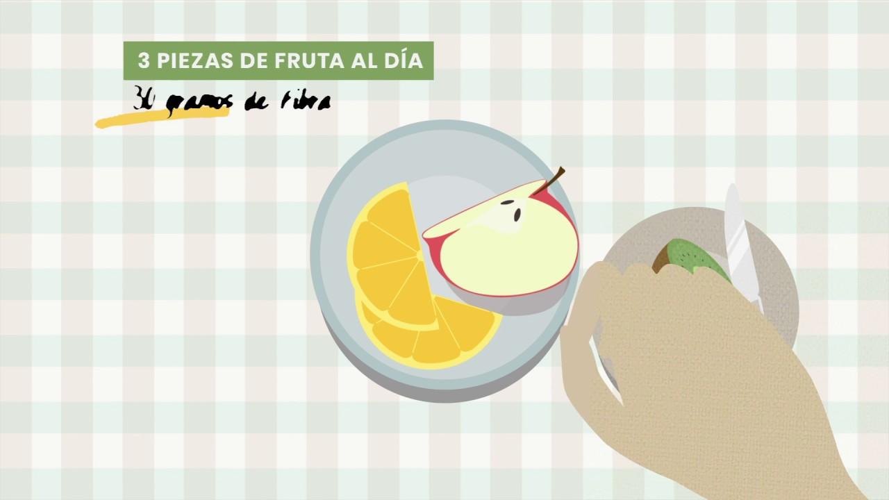 Consejos nutricionales por el Día Mundial de la Salud