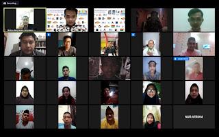 Harmoni Production & Café Academia Sukses Gelar Seminar Nasional Secara Online Tentang Omnibuslaw