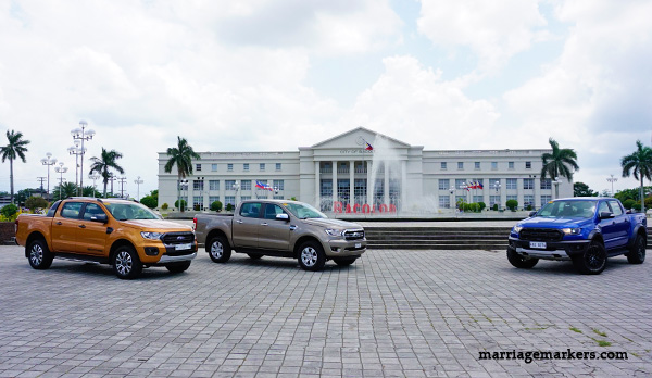 Ford Philippines - pickup trucks Ford Media Drive Bacolod - Ford Ranger pickup review - Ford Ranger Wildtrak - Ford Ranger XLT - Ranger Raptor - road trip - Bacolod blogger - Bacolod City - Bacolod Government Center
