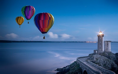 balon udara, air balloon, gas hidrogen, gas helium, kini saya ngerti, warna warni, udara, kota, balon, ikan berenang