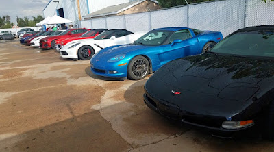 A Night With Corvettes Purifoy Chevrolet Fort Lupton