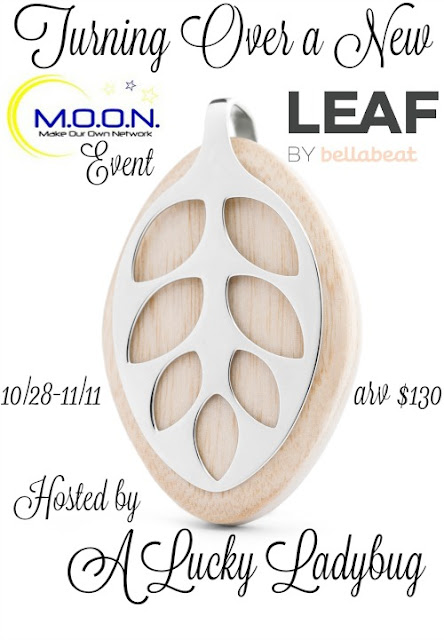 Turning Over a New Leaf Giveaway