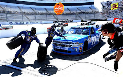 Chase Elliott Wins Alpha Energy Solutions 250 #NASCAR