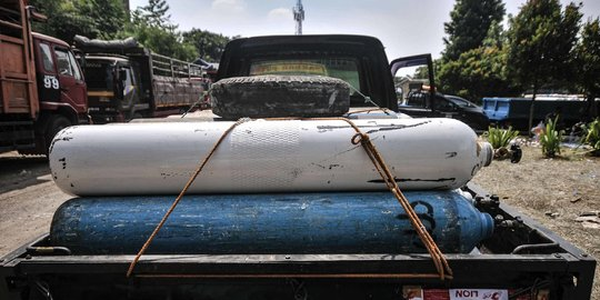 Di Tengah Krisis Oksigen, 250 Tabung Oksigen RS PKU Muhammadiyah Yogya Ditarik Vendor
