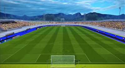 PES 2017 Stadium Independence Park Jamaica