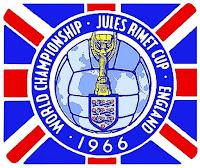 Logo oficial del Mundial del 1966