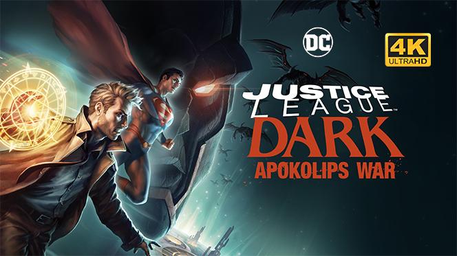 Liga de la Justicia Oscura: Guerra Apokolips (2020) 4K UHD 2160p Latino-Ingles