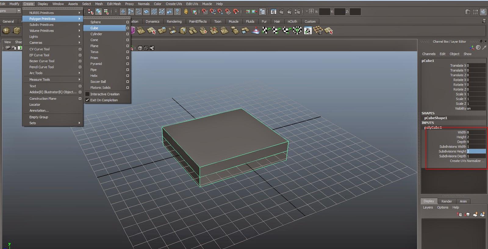 Joystick Modeling 01