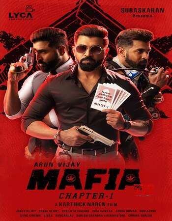 Mafia: Chapter 1 (2020) Hindi Full Movie 720p HDRip 950MB ESubs Download