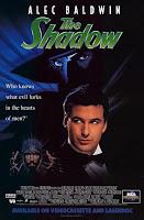 Alec Baldwin in The Shadow