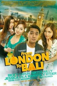 Download Film From London to Bali (2017) DVDRip Full Movie