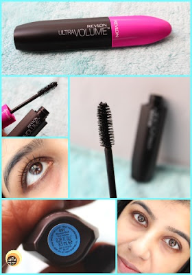 Product Empties- part 2, Revlon 051 Blackest Black Waterproof Ultra Volume Mascara, Anamika Chattopadhyaya, Beauty Review, NBAM blog