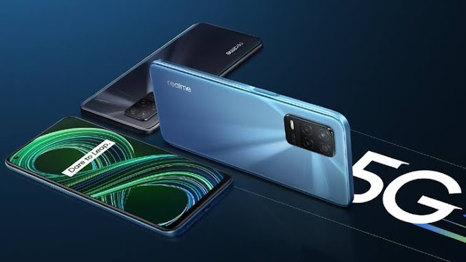 realme 8 5G 4GB + 128GB version  in India for Rs. 14999
