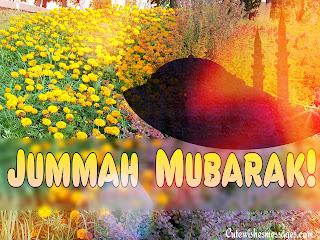 PROPHET MUHAMMAD IN JUMMAH MESSAGES
