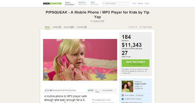 KIDS SAFE MOBILE WITH MP3 works with iOS, ANDROID, BLUETOOTH
