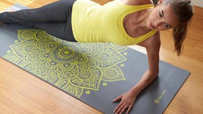 sử dụng thảm tập yoga an toàn cho sức khỏe
