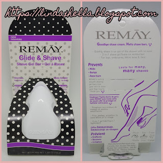 REMAY Shave Gel Bars
