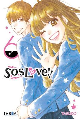 Review del manga S.O.S Love Vol. 7 y 8 de Yasuko - Ivrea