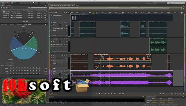 Adobe Audition CC 2017 v10.0.1 Latest version Free Download