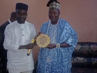 Asiwaju Of Orile-Imo  Bags National Outstanding Leadership Award