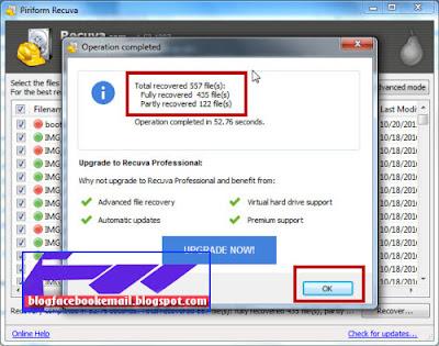 cara mengembalikan file apa saja yang terhapus di memory card hp android