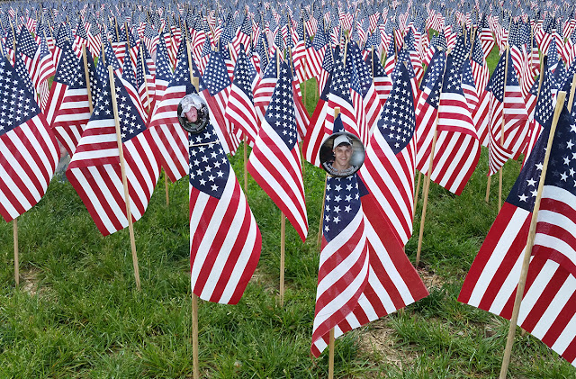 memorial day flag images 2017