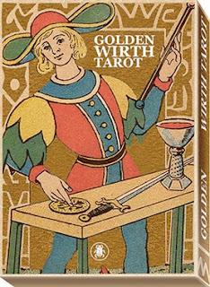 Golden Wirth Tarot