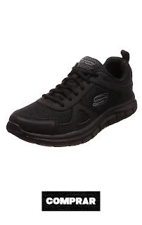 Zapatillas para Hombre  Skechers Track-scloric 52631-bbk
