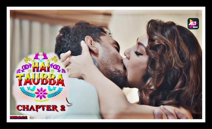Bibriti Chatterjee sexy scene  - Hai Taubba 2 (2021) HD 720p