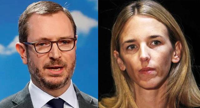 Casado nombra portavoz a Álvarez de Toledo en el Congreso y a Maroto en el Senado