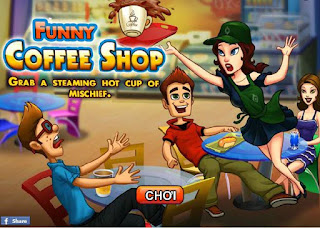 Game vui chuyện ở quán cafe