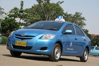 taxi blue bird bandung