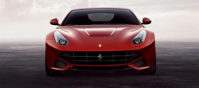 2016 Ferrari F12 Berlinetta review