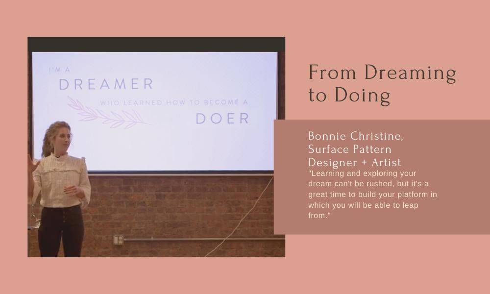 Bonnie Christine SkillShare Talk