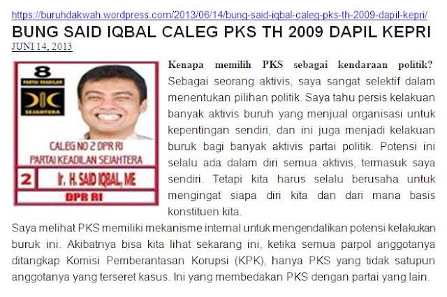 Kader PKS