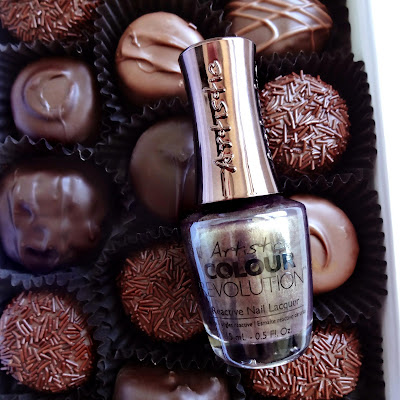 Brown Nail Polish