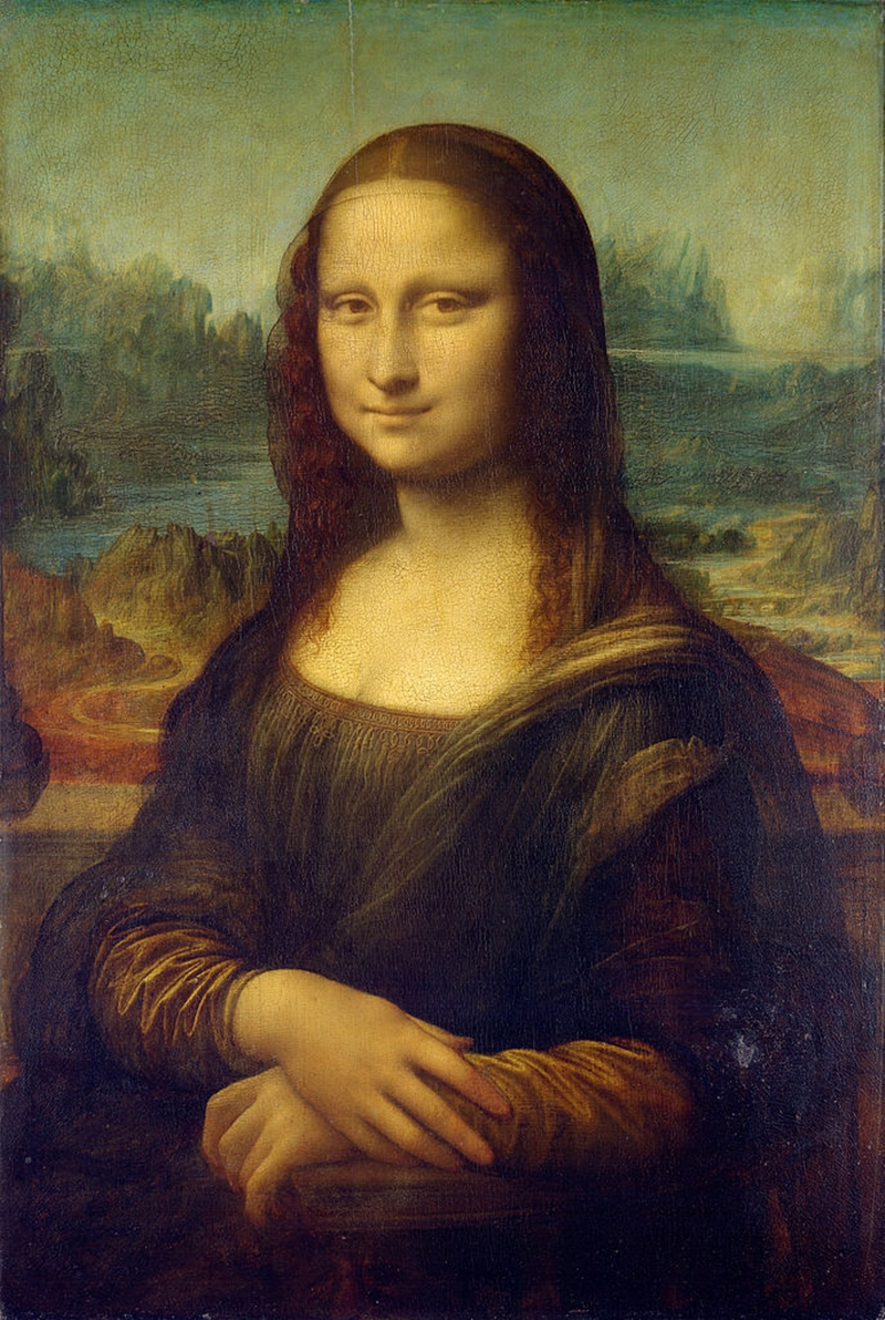 Who Painted The Mona Lisa And Where Is It Housed