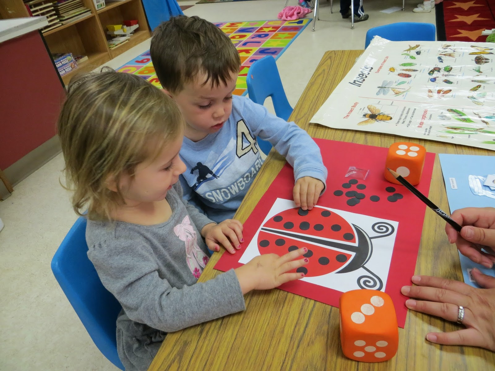 Preschool For Rookies Insects All About Ladybugs