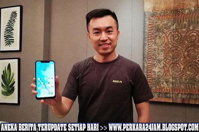 Xiaomi Indonesia Tunjuk Alvin Tse Jadi Country Director