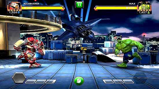 MARVEL Contest Mod Apk Android